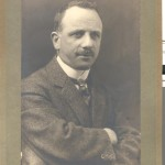 Felix Boon op latere leeftijd, met dank aan Pierre Taverniers voor de foto