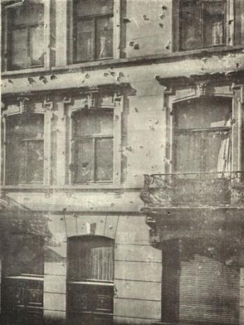 Fuglister, Louvain ville martyre