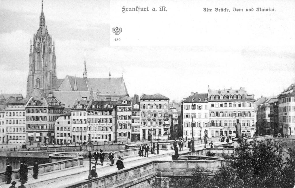 Frankfurt 1914