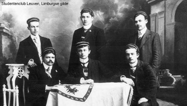 Studentenclub_LimburgseGilde_1910