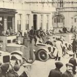 Gepantserde wagens van het Belgisch leger (Gedenkboek Europese oorlog)