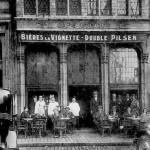 Café Lyrique op de Grote Markt