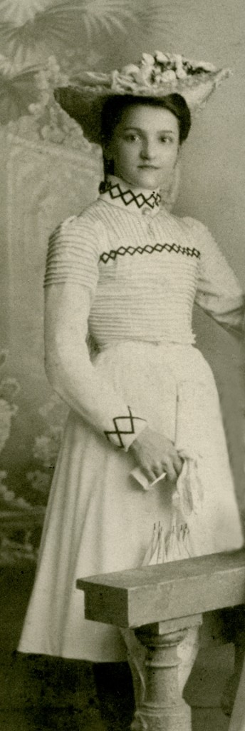 Anne Marie Coquette (foto Lieve Devijver, kleindochter)