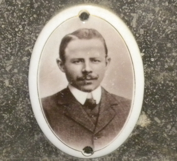 Stefaan Vanhentenryck, gefusilleerd in Kessel-Lo op 28 augustus 1914