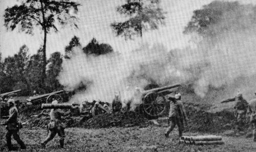 Duits_artillerie