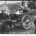 Onderweg naar veiliger oorden, Belgische vluchtelingen in 1914.