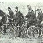 Karabiniers-wielrijders (Nos Heros, 1920)