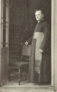 Ladeuze, de oorlogsrector van de universiteit van Leuven (foto Cuvelier 1926)